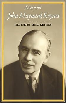 essays biography keynes
