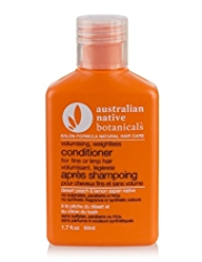 Australian Native Botanicals Conditioner for Fine & Limp Hair 50ml
