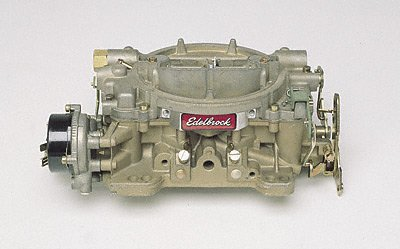 Edelbrock 1409 Performer Series Marine 600 CFM Square Bore 4-Barrel Air Valve Secondary Electric Choke New Carburetor
