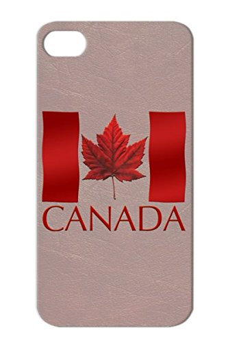 Souvenir Shirts Canadian Red Original Nature Unique Womens Women T Shirt Flag Men Countries Flags Maple Leaf Baby Cool Canada Girls Gift Autumn Beautiful Gifts Mens Leaves Kids Cities Shatterproof Cover Case For Iphone 4/4S Canada Flag T Amp Souvenirs Can front-806775