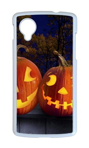 Google Nexus 5 Case,MOKSHOP Adorable Halloween