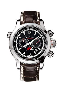 Jaeger LeCoultre Master Compressor Extreme World Chronograph Mens Watch Q1768470