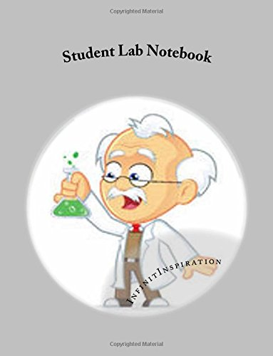 Student Lab Notebook: Write Down Your Study Notes In Your Personal Student Lab Notebook