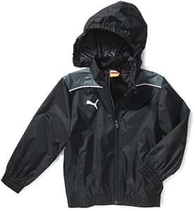 Puma Rain t Veste de sport Black / Dark Shadow, Bl
