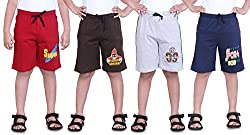 DONGLI PRINTED BOYS SPORTS (PACK OF 4)