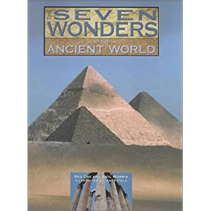 Seven Wndrs Ancient Wrld(wotw) (Wonders of the World (Chelsea House))