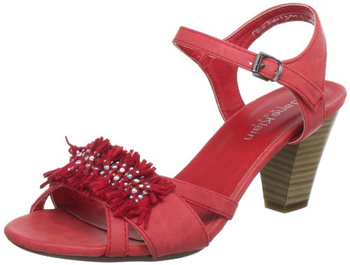Jane Klain 283 600 Ankle Womens Red Rot (rot multi 593) Size: 5 (38 EU)
