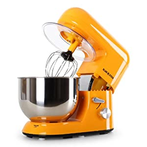 Klarstein robot da cucina multifunzione mixer impastatrice for Planetaria cucina