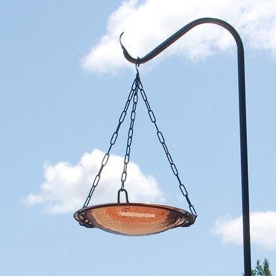 Achla Designs Copper Hanging Birdbath