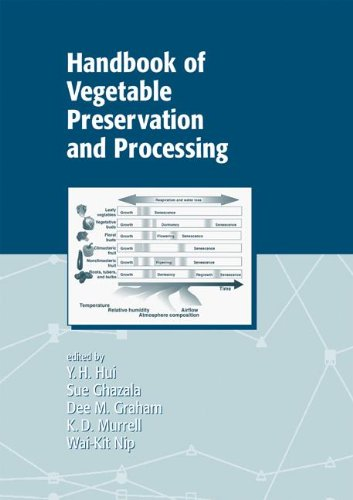 Ebook epub free downloads Handbook of Vegetable Preservation and Processing (Food Science and Technology)   by Y. H. Hui, Sue Ghazala, Dee M. Graham, K.D. Murrell, Wai-Kit Nip  9780824743017