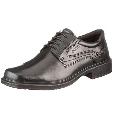 亚马逊美国ECCO 爱步 Helsinki Lace-Up方头男款皮鞋