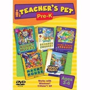 Teacher's Pet Pre Kindergarten