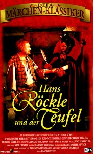Hans Röckle und der Teufel - DEFA [VHS]