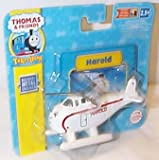 Thomas and friends take along harold diecast metal toy model