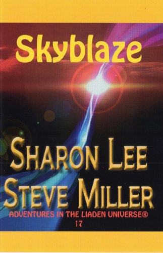 Skyblaze (Liaden Universe®) cover