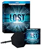41F6fEmoAXL. SL160  Lost: The Complete Fifth Season (Collectors Edition with Bonus Disc and DHARMA Luggage Tag) [Blu ray]