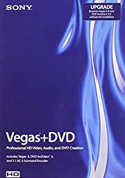 Sony Vegas 6 + DVD Production Suite Upgrade (Vegas 5 Required)