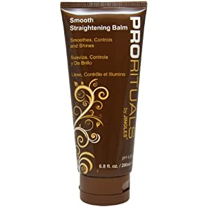 Jingles Smooth Straightening Balm for Unisex, 6.8 Ounce