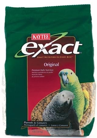 Exact Original Pet Bird Food - 4 Lb