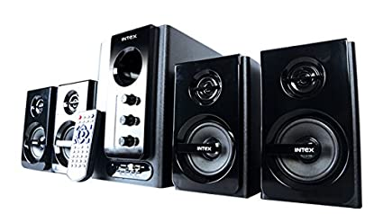 Intex IT-2675 SUF 4.1 Channel Multimedia Speaker