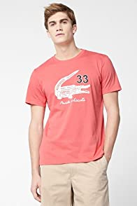 Short Sleeve Croc Graphic T-Shirt