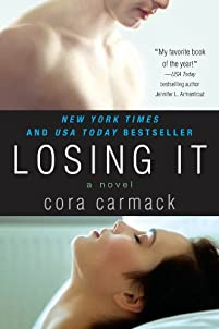Losing It by Cora Carmack ebook deal