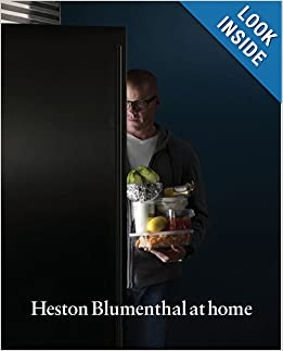Buy Dad Heston Blumenthal's new book this Christmas
