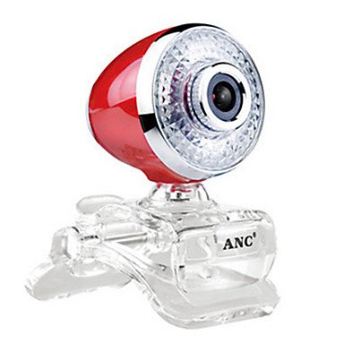 Zcl Aoni High Definition Nighy Vision And Fancy Lantern Uvc Webcam With Noise Proof Microphone