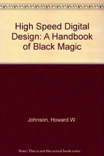 High Speed Design Black Magic Pdf