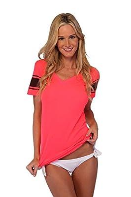 Ingear Women's V-neck T- Shirt