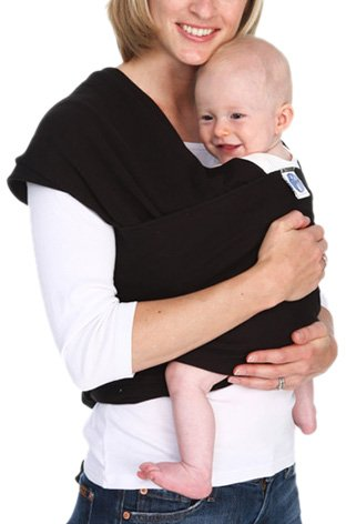 a764e669123 Moby Wrap Original 100% Cotton Solid Baby Carrier