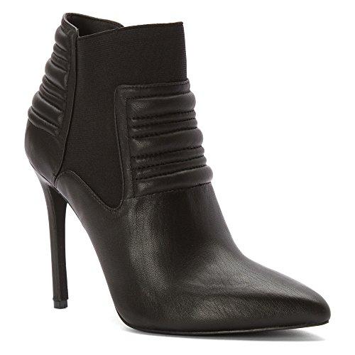 Joe's Jeans Women's Goof Boot, Black, 6.5 M US