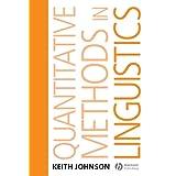 Quantitative Methods In Linguistics ~ Keith A. Johnson