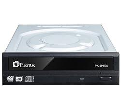 Plextor PX-891SA 24X SATA Internal DVD+/-RW DL Burner Drive