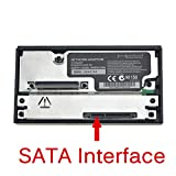 Network Adapter Adaptor Fat PHAT Console SATA or IDE Hard Disk for Sony PS2 (SATA) (Color: SATA)