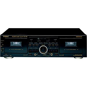 Teac W-860R Dual A / R Cassette with Pitch Control
