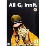Ali G, Innit [DVD] [1999]by Sacha Baron Cohen