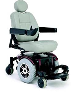 Pride Jazzy 600 Power Wheelchair by Pride Mobility