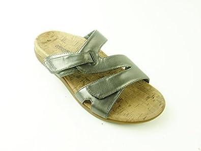 Orthaheel Women's Holly Slide Sandal (8)