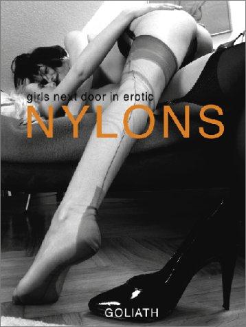 Nylons. Girls next door in erotic