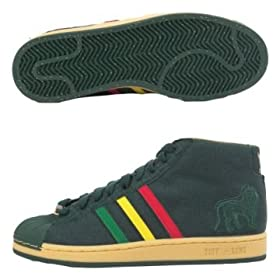 My Shoes For Style: Adidas Pro Model Mens Athletic Inspired