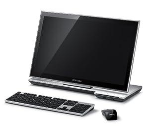 "Samsung DP700A3B-A01FR Ordinateur de bureau Tout-en-un 23"" (58,4 cm) Intel Core i5-2390T 1 To RAM 6144 Mo Windows 7"
