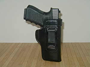 Walther PK380 Pro Carry HD leather Conceal Carry Gun Holster - New -