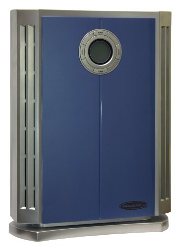 Cheap Soleus Air SA50 Multi-Filter HEPA Air Purifier with Ionizer (SA-50)