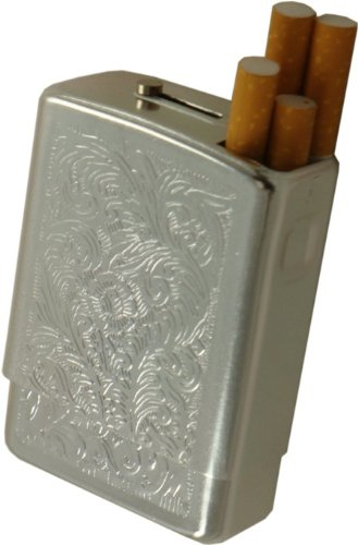 Crush Proof Cigarette Pack Case (For King Size & 100'S)