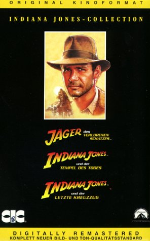 Indiana Jones - Collection [VHS]