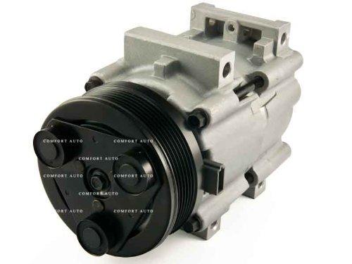 2001 - 2007 Ford Taurus Mercury Sable New A/C AC Compressor With 1 Year Warranty