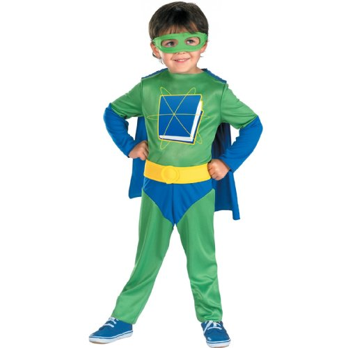 Disguise Inc - Super Why Toddler / Child Costume