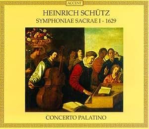 Symphoniae Sacrae I - 1629