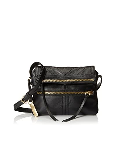 Isabella Fiore Women's Naomi Crossbody, Black